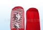 新款大红色托玛琳袜子/涂点袜子/热灸袜子